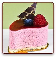 Jacques Fine European Pastries Plated Desserts