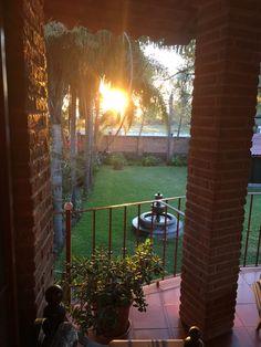 Sunrise in Chapala at La Casa de Milagros
