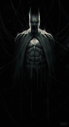 Batman - The Dark Knight by Frankie Perez
