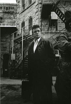 Johnny Cash (photo by Jim Marshall)