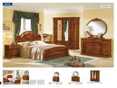 Buy Camel Milady Walnut Italian Bedroom Set online by Camel Group from CFS UK at unbeatable price. Rustic Bedroom Furniture Sets, Contemporary Bedroom Furniture, Modern Bedroom Design, Bedroom Ideas, Wooden Furniture, Furniture Ideas, Wooden Bedroom, Bedroom Styles, Bed Furniture