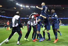 ¡Increíble! El PSG aplastó a un Barcelona sin brillo
