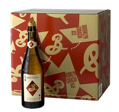 Brooklyn Brewing's Sorachi Ace Beer Case