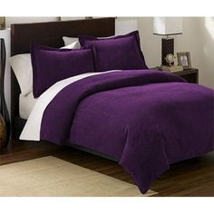 Awesome Purple Comforters for Your Bedroom!