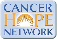 Cancer Hope Network, a national non-profit providing one-on-one support to cancer patients/survivors and their families on a free and confidential basis. WhereWeGoNow.com #cancer #breastcancer
