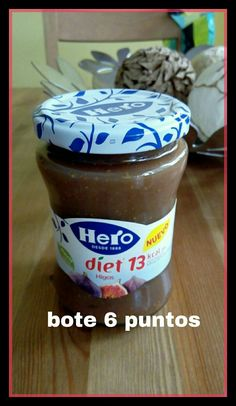 Mermelada Hero Diet