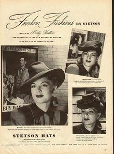 Homme Femme Western Cowboy hat pincer noir devant RODEO stetson