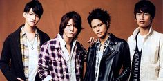 KAT-TUN J-pop Music, Your Music, Akanishi Jin, Group Pictures, Japanese Boy, All Songs, Latest Albums, Visual Kei, Boy Bands