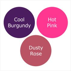 How To Wear Dusty Rose For A Shaded Winter (Deep Winter)