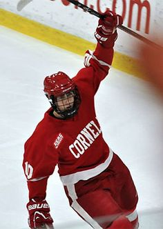 College Hockey News: Cornell Makes Its Move