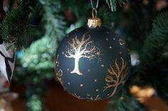 Tree of Gondor ornament