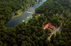 Wakulla Springs State Park in Wakulla County, Florida