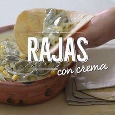 Para una entrada o para un plato fuerte esta receta de la cocina mexicana es ideal para las taquizas Mexican Cooking, Mexican Food Recipes, New Recipes, Cooking Recipes, Favorite Recipes, Cooking Beef, Shrimp Recipes, Tasty Videos, Food Videos