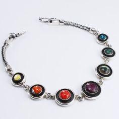 LENTEJAS Metal Jewelry, My Style, Silver, Gallery, Seashells, Silver Bracelets, Lentils, Silver Rings, Bracelet