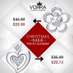 Christmas Sale!! Get this lovely Heart Pendant and Mother-Child Earring at hugely rebated price.  Flat 35% Sitewide on any Jewellery, No Minimum Order required. Use XMAS35 to get the discount @ Vorra Fashion.  http://vorrafashion.com/  #PreChristmasOffers #ChristmasOffers #Jewelry #Flat35PercentOff #ShoppingCarnival