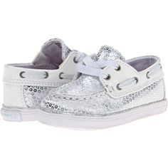 Sperry Top-sider glitter infant shoes