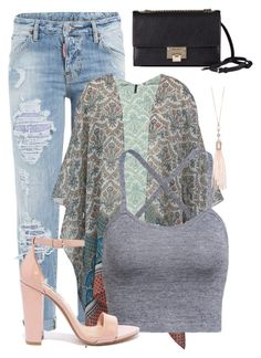 Untitled #79 by liebelievedie on Polyvore featuring polyvore, fashion, style, Dsquared2, Steve Madden, Jimmy Choo, Oasis and clothing