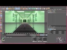 ▶ Building of a corridor with MoGraph and Camera Mapping tutorial #4 part 1 - YouTube