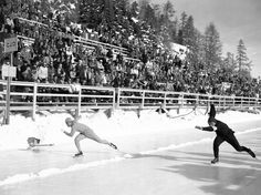 Looking Back: Photos From the First 12 Winter Olympics - The Atlantic