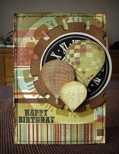 Maya Road chipboard gear and clockface Chipboard, Maya, Steampunk, Scrapbook, Photo And Video, Bottle, Handmade, Viajes, Hand Made
