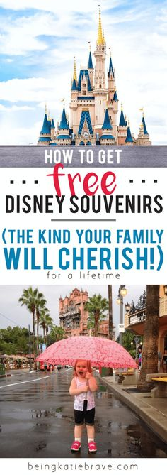 If you want the BEST Disney World Souvenirs (you know, the ones you will cherish forever that won�t end up in the goodwill box) AND you want them for FREE�WATCH. THIS. VIDEO. Holy cow! Such cool info!