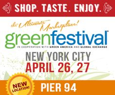 Green Fest Is Coming to NYC | Organic Spa Blog