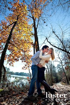 Fall engagement photo shoot. I'm hoping our pictures come out similar to this!