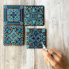 62 Super Ideas For Bathroom Art Diy Craft Projects Diy Craft Projects, Diy Crafts, Craft Ideas, Diy Ideas, Decor Ideas, Dot Art Painting, Mandala Painting, Painting Patterns, Painting Abstract