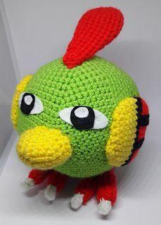 Ravelry: Pokemon: Goomy pattern by i crochet things | 320x229