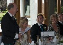 Premier Wedding Planners Scotland co-ordinate unique & bespoke Scottish weddings. Call if you are looking to have a romantic castle wedding in Scotland or . Pimms And Lemonade, Groom Dress, Mr Mrs, Bride Groom, Summer Wedding, Wedding Planner, Scotland, Romantic, House