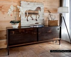 32 Original Mid-Century Sideboards You Gonna Love | DigsDigs