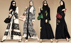 Italian fashion house Dolce & Gabbana has launched its first range of abayas and hijabs as it seeks to attract the growing market of fashion-conscious Muslim customers.