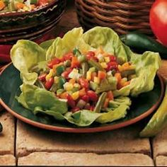 How To Make Mixed Vegetable Salad Recipe