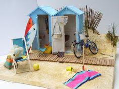 minimanie: les dunes - lovely beach scene in the dunes