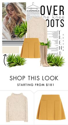 """Untitled #468"" by kkotarac ❤ liked on Polyvore featuring Tom Ford, See by Chloé and Gianvito Rossi"