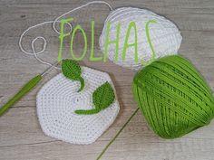 (7) Rudinea Angelini - Crochê&Customização - YouTube Knitted Hats, Crochet Hats, Ficus, Knitting, Flowers, Youtube, Crochet Flowers, Crochet Smock Tops, Leaves