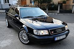 Audi UrS4 Avant AAN 1993 - S2Forum - The Audi S2 Community