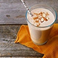 Almond Butter & Banana Protein Smoothie  - EatingWell.com