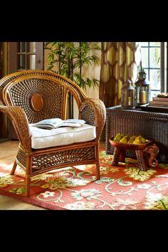 Rattan Chair - Pier One