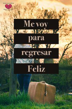 Después de regresar de unas vacaciones mágicas... #Blog #Quotes #Español #Frases