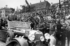 Adolf Hitler's Mercedes 770K Limousine