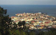 casco antiguo  -Ciudad de Panamá-