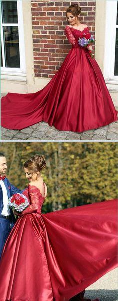 Long Sleeve Prom Dress,Long Prom Dresses,Prom Dresses,Evening Dress, Prom Gowns, Formal Women Dress,prom dress