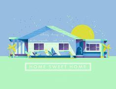 Home Sweet Home   2015 on Behance