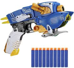 Newisland Alloy Transformable Toys Dinosaurs Series Toy Blasters (Pterosaur)