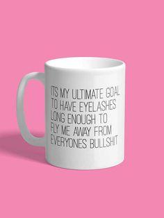 Funny Mug, sarcastic coffee mug, mug with quote, unique coffee mug, funny coffee mug, funny mugs for women