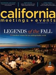California Meetings + Events Fall 2012 #meetings #events #magazines