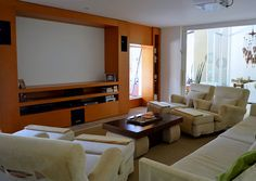 Casa 491 – Home-Theater