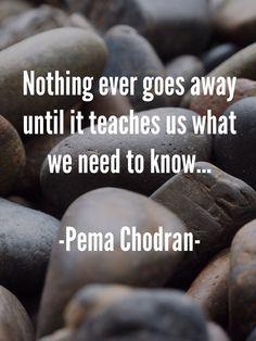 Pema Chodran ...