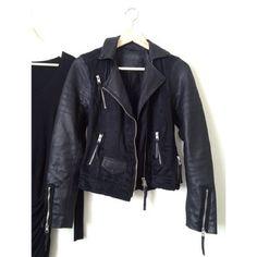 All Saints Jackets & Blazers - Allsaints Landers leather biker jacket